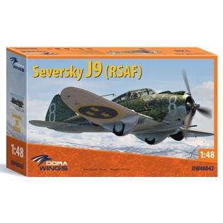 J9 Seversky P-35A