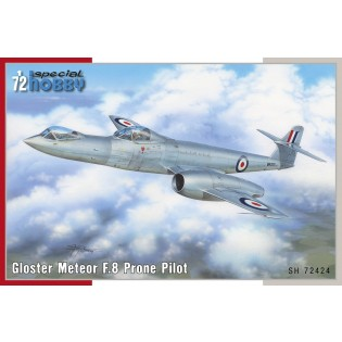 Meteor F.8 PRONE Version, Re-release