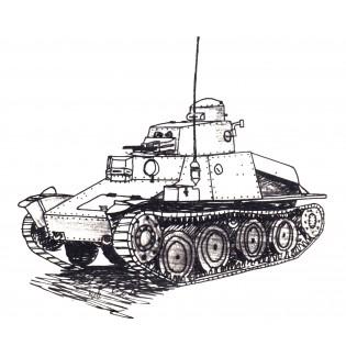 Stridsvagn m/37