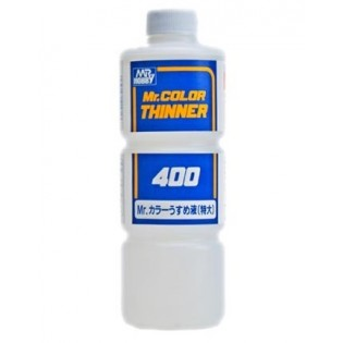 Mr. Color, 400 ml thinner (lack & acryl)