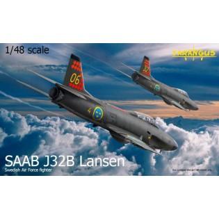 SAAB J32B Lansen