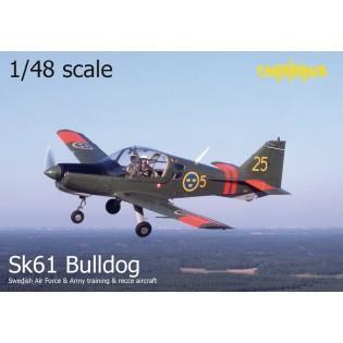 Sk61 Scottish Aviation Bulldog