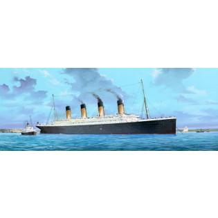 RMS Titanic, 135 cm. incl. LED lighting set  5 feb 2020