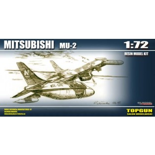 Mitsubishi Mu-2-25 conversion NYGE