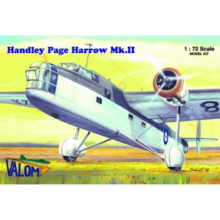 Handley-Page Harrow Mk.II (24th Maintenance Unit)