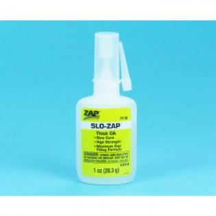 ZAP Thick & slow 28 gram cyanoakrylat