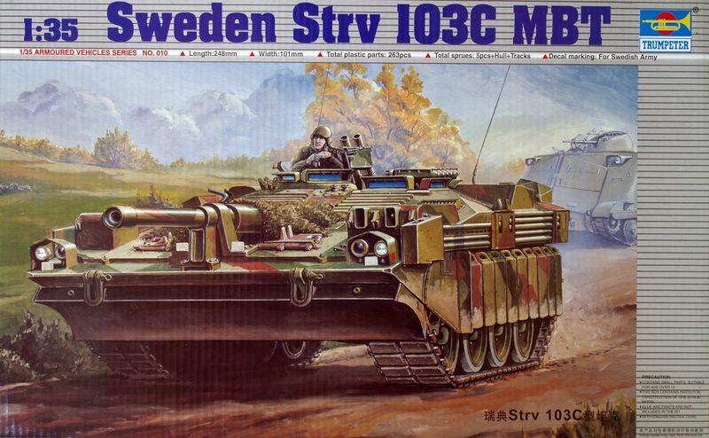 Strv 103C MBT Stridsvagn S
