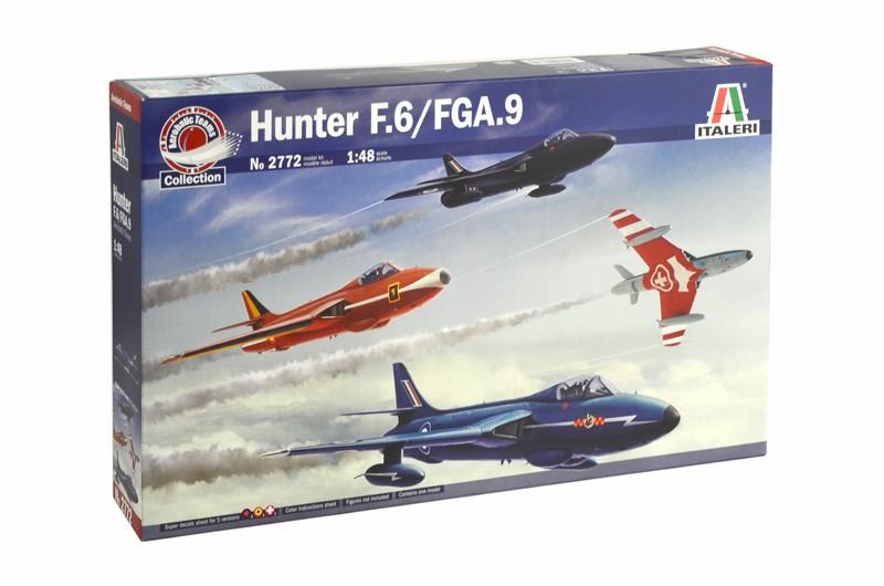 Hawker Hunter FGA.6/FGA.9  Aerobatic Teams