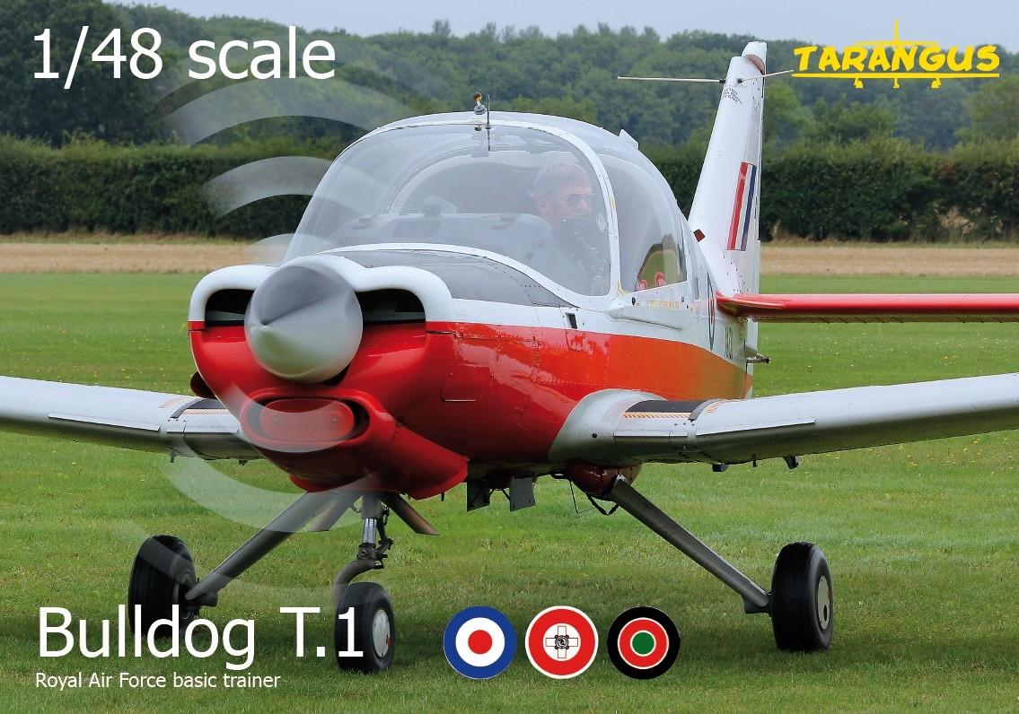 Scottish Aviation Bulldog T.1