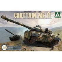 British Main Battle Tank Chieftain Mk. 11
