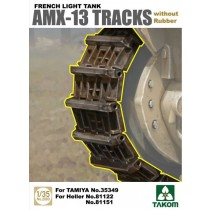 AMX-13 workable Tracks without rubber