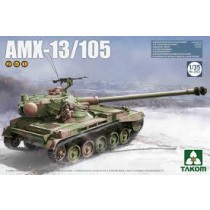 French Light Tank AMX-13/105 (2 in 1)