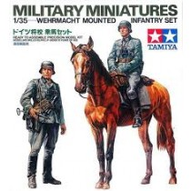 Wermacht mounted infantry