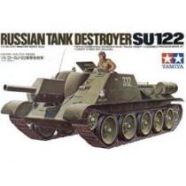 SU-122 russian tank destroyer