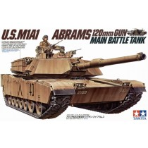 M1A1 Abrams 120mm gun