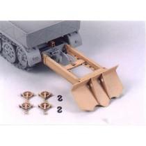 German 18 Ton Tank Recovery Set for Famo
