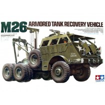 M26 armoured tank recovery vehicle