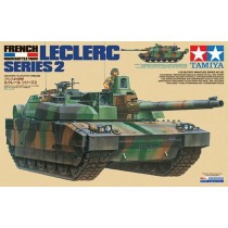 Leclerc Series 2, French Main Battle Tank