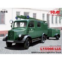 L1500S LLG WWII German Light Fire Truck