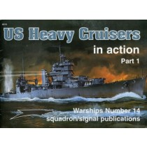 US Heavy Cruisers in Action part1