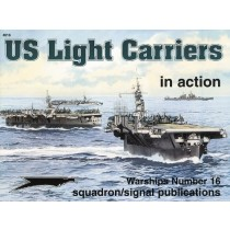US Light Carriers in Action