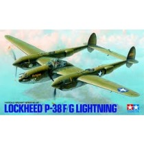 P-38F/G Lightning NEW TOOLS