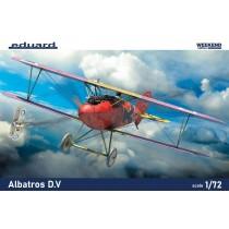 Albatros D.V Weekend edition