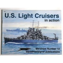 US Light Cruisers in Action