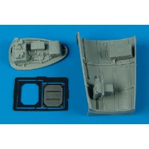 Bf109K radio equipment late version HAS