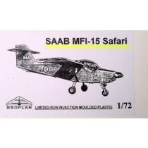 SAAB MFI-15 Safari