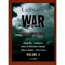 Luftwaffe at War Vol. 2 Blitzkrieg in the West 1939-1940