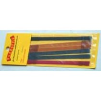 Flex-I-File Refill tapes Assorted grit (6 bands)