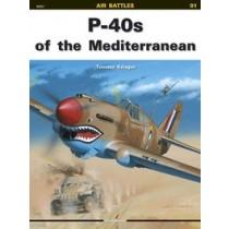 P-40s in the Mediterranean
