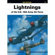 Lightnings of the 15th USAAF