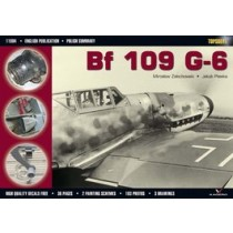 Bf109G-6 (No decals, lower price) OUT OF PRINT