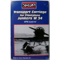 Junkers W.34 transport carriage