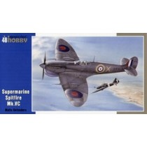 Spitfire Mk.Vc Malta Defenders
