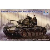 KV-1 Simplified Turret Tank 1942
