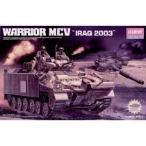 Warrior MCV Iraq 2003
