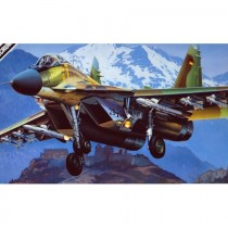 MiG-29A Fulcrum inkl. 2 Aires resinset