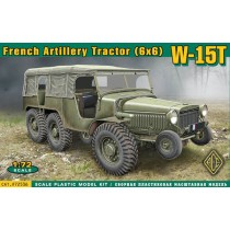 W-15T French WWII 6x6 artillery tractor