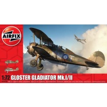 Gloster Gladiator Mk.I NEW TOOLING