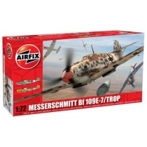 Bf109E trop NEW TOOLING