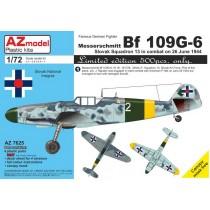 Bf109G-6 Slovak Sq.13, 26 June 1944