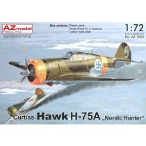Curtiss Hawk H-75A Nordic Hunter