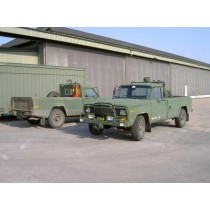 Klargöringsbil 9711 Dallas Jeep