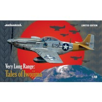 P-51D Mustang VERY LONG RANGE