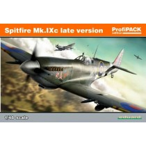 Spitfire Mk.IXc late profipak UTAN DEKALER