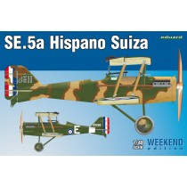 SE.5a Hispano Suiza  Weekend edition