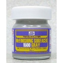 Mr. Finishing Surfacer 1500 Grey, 40 ml